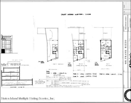 Land for Sale at 636 Bay Street Staten Island, New York 10304 United States