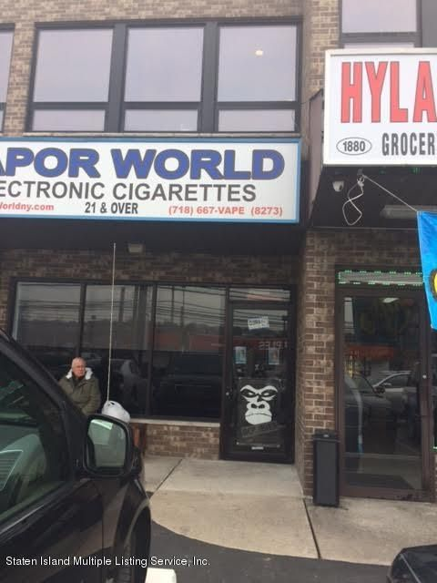 Commercial for Rent at 1880 Hylan Boulevard Staten Island, New York 10305 United States