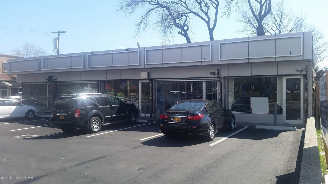 Commercial for Rent at 4174-4184 Victory Boulevard Staten Island, New York 10314 United States