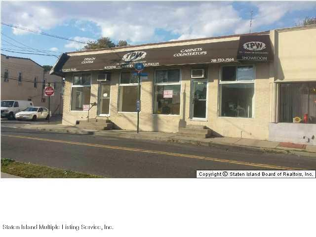 Commercial for Rent at 19 Olympia Boulevard Staten Island, New York 10305 United States