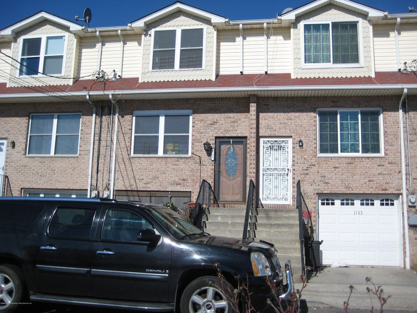 Single Family Home for Sale at 1105 Father Capodanno Blvd Staten Island, New York 10305 United States