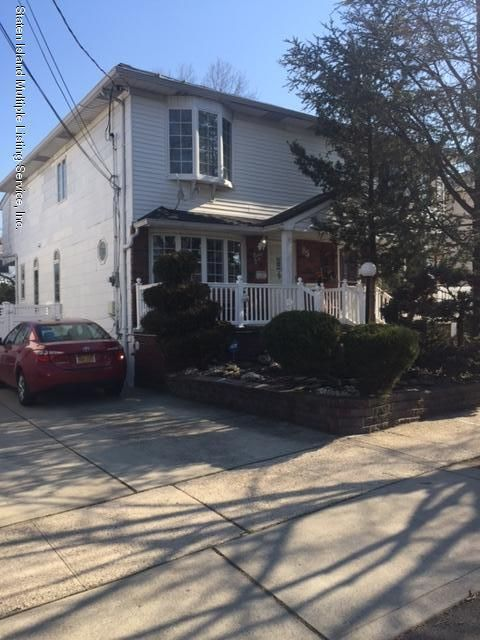 Single Family - Semi-Attached 85 Vincent Avenue  Staten Island, NY 10306, MLS-1108882-2