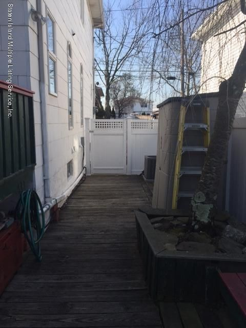 Single Family - Semi-Attached 85 Vincent Avenue  Staten Island, NY 10306, MLS-1108882-26