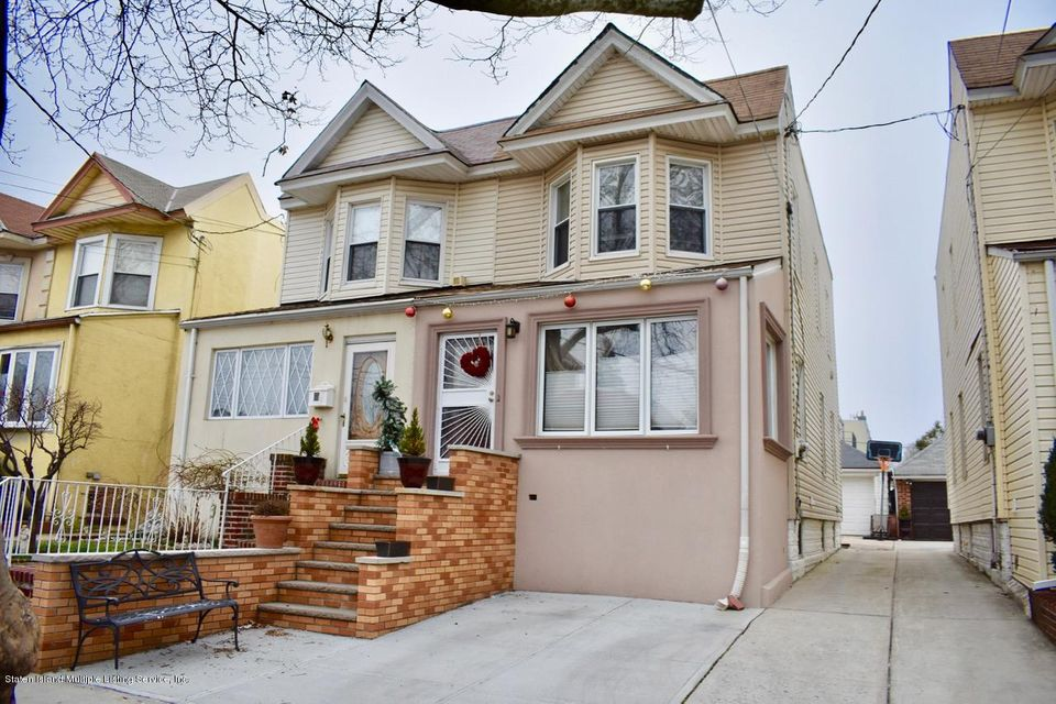 Single Family - Semi-Attached in Dyker Heights - 7616 12th Avenue  Brooklyn, NY 11228