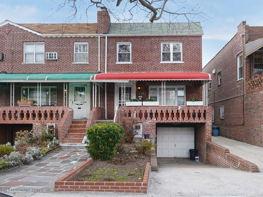 Two Family - Semi-Attached in Flatlands - 1164 51 Street  Brooklyn, NY 11234