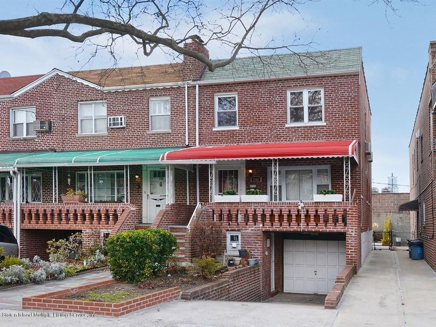 Two Family - Semi-Attached 1164 51 Street  Brooklyn, NY 11234, MLS-1108985-2