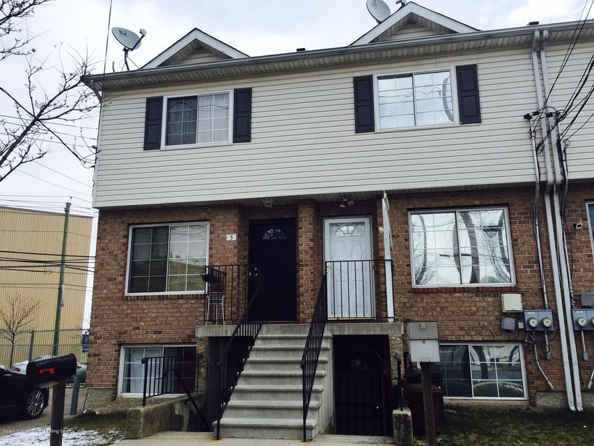 Two Family - Attached in Mariners Harbor - 7 Mersereau Avenue  Staten Island, NY 10303