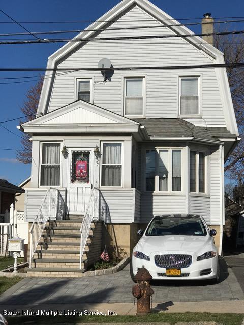 337 Stanley Avenue, Staten Island, NY 10301