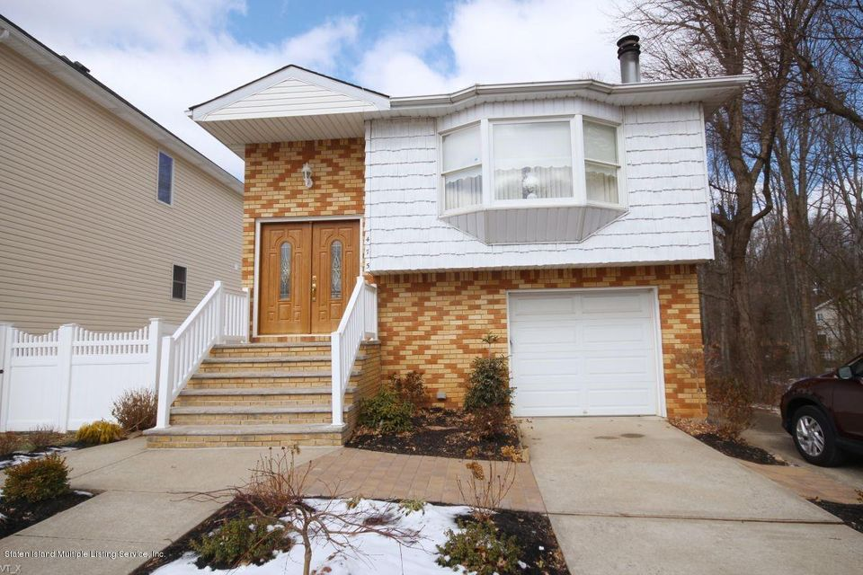 Two Family - Detached in Huguenot - 475 Rensselaer Avenue  Staten Island, NY 10312