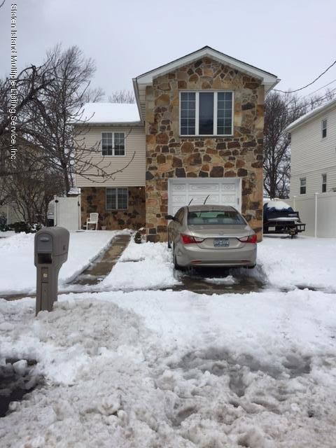 Single Family - Detached in Rossville - 179 Lucille Avenue  Staten Island, NY 10309