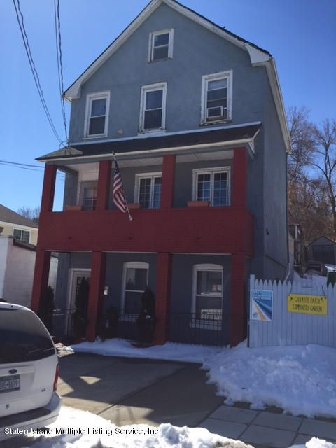 Two Family - Detached 338 York Avenue  Staten Island, NY 10301, MLS-1109164-6