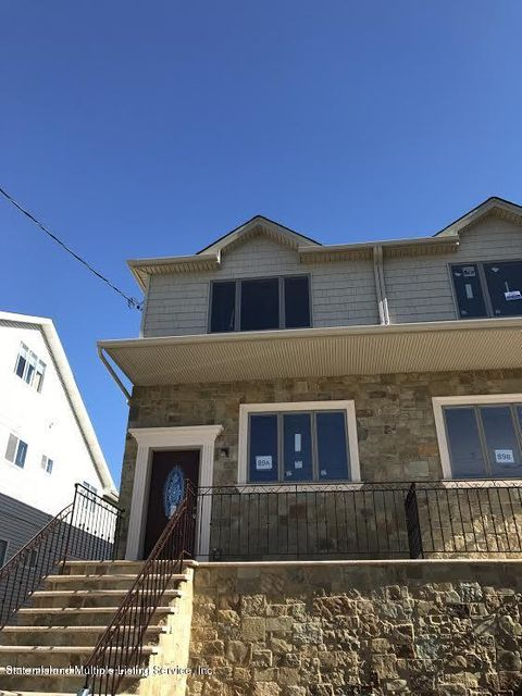 Single Family - Semi-Attached in Great Kills - 89 Glover Street A  Staten Island, NY 10308