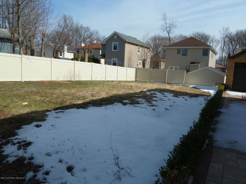 Land for Sale at 252 Edgegrove Avenue Staten Island, New York 10312 United States