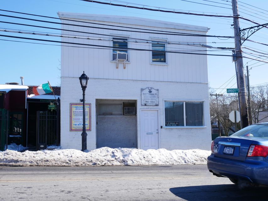Commercial for Rent at 3936 Amboy Road Staten Island, New York 10308 United States