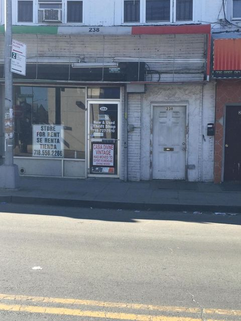 Commercial for Rent at 238 Port Richmond Avenue Staten Island, New York 10302 United States