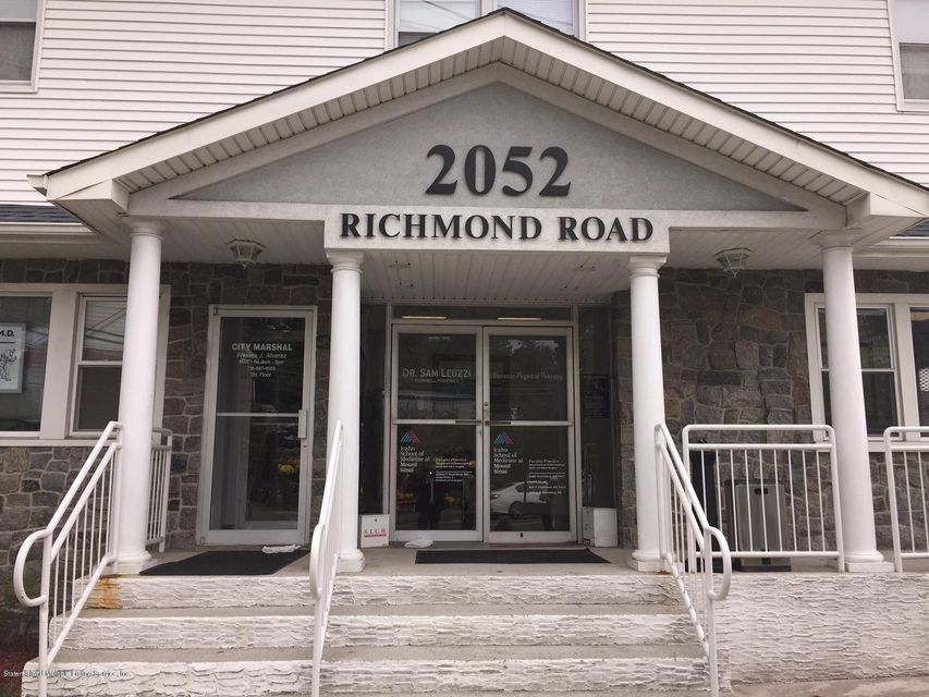 Commercial for Sale at 2052 Richmond Road Staten Island, New York 10306 United States