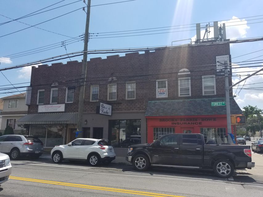 Commercial for Rent at 1144 Forest Avenue Staten Island, New York 10310 United States