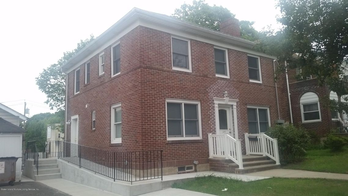 Commercial for Rent at 149 Glenwood Avenue Staten Island, New York 10301 United States
