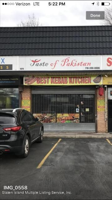 Commercial for Rent at 1970 Victory Boulevard Staten Island, New York 10314 United States