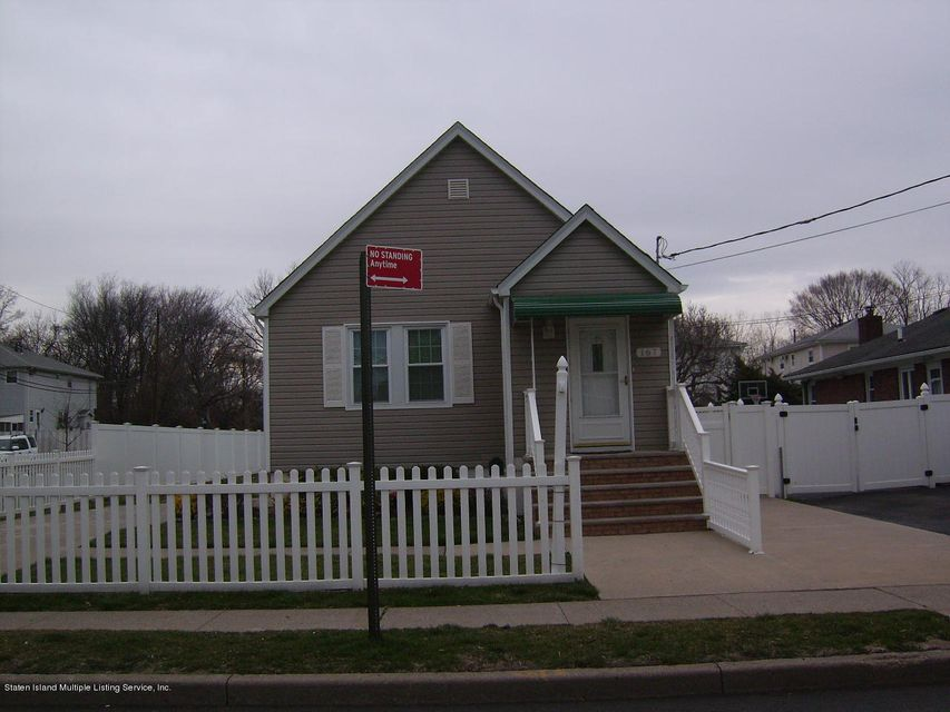 Additional photo for property listing at 167 Jefferson Avenue  Staten Island, New York 10306 United States