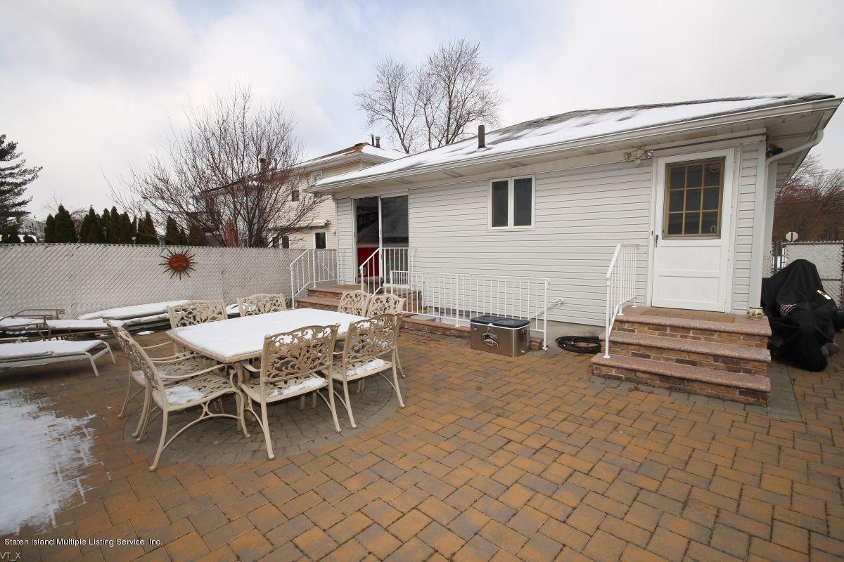 Single Family - Detached 204 Wieland Avenue  Staten Island, NY 10309, MLS-1109554-16