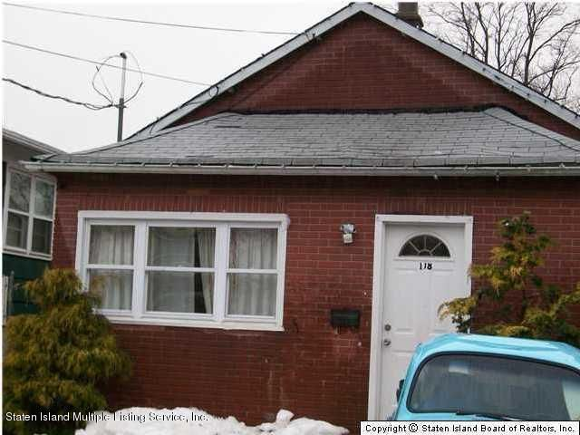 Single Family Home for Sale at 118 Cannon Avenue Staten Island, New York 10314 United States