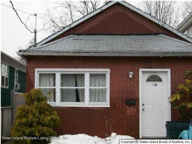 Additional photo for property listing at 118 Cannon Avenue  Staten Island, New York 10314 United States