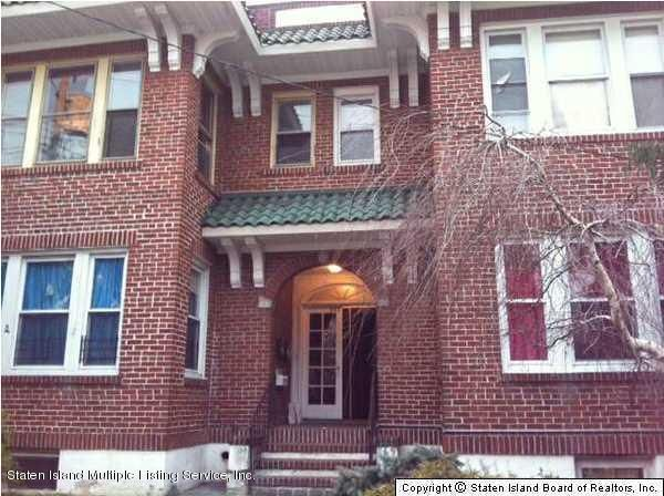 Single Family Home for Rent at 548 Broadway Staten Island, New York 10310 United States