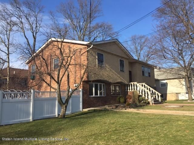 Single Family Home for Rent at 1834 Drumgoole Road Staten Island, New York 10309 United States