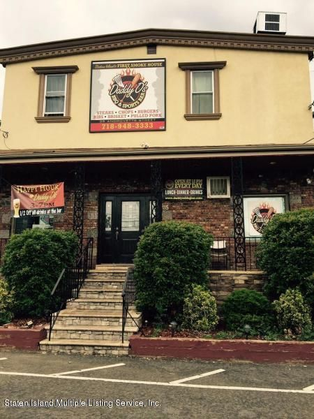 Commercial for Rent at 35 Androvette Street Staten Island, New York 10309 United States