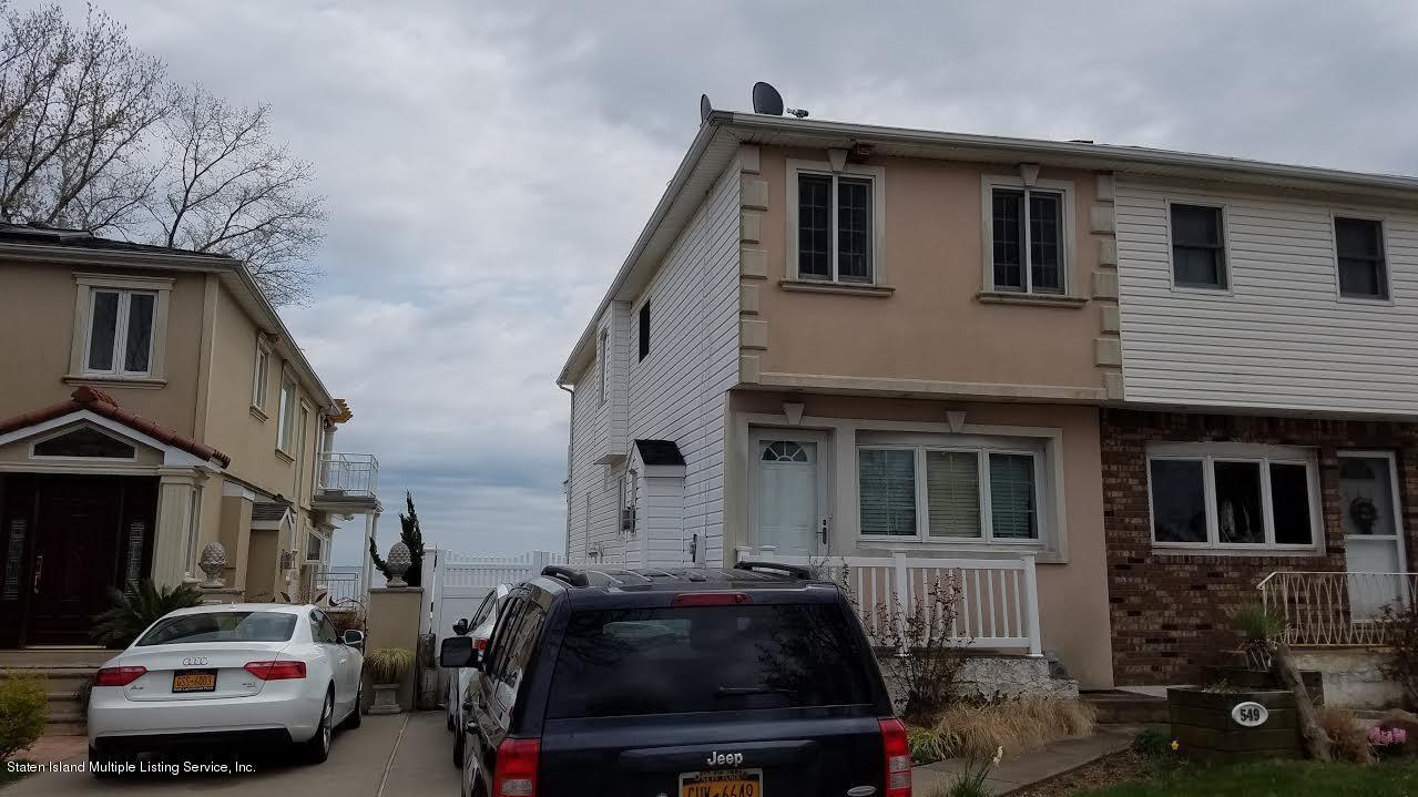 549 Tennyson Drive, Staten Island, NY 10312