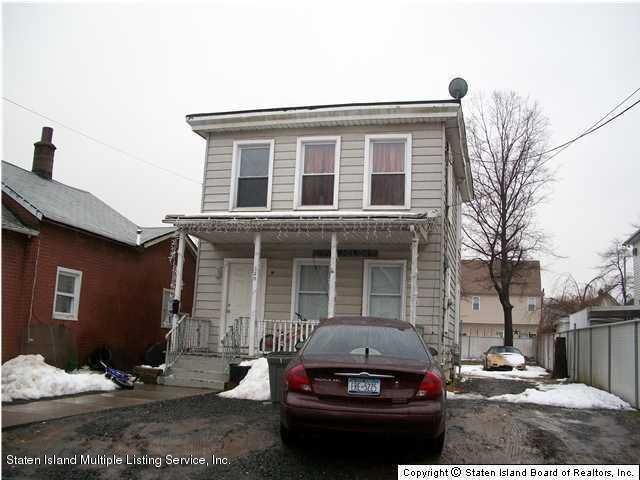 Single Family Home for Sale at 120 Cannon Avenue Staten Island, New York 10314 United States