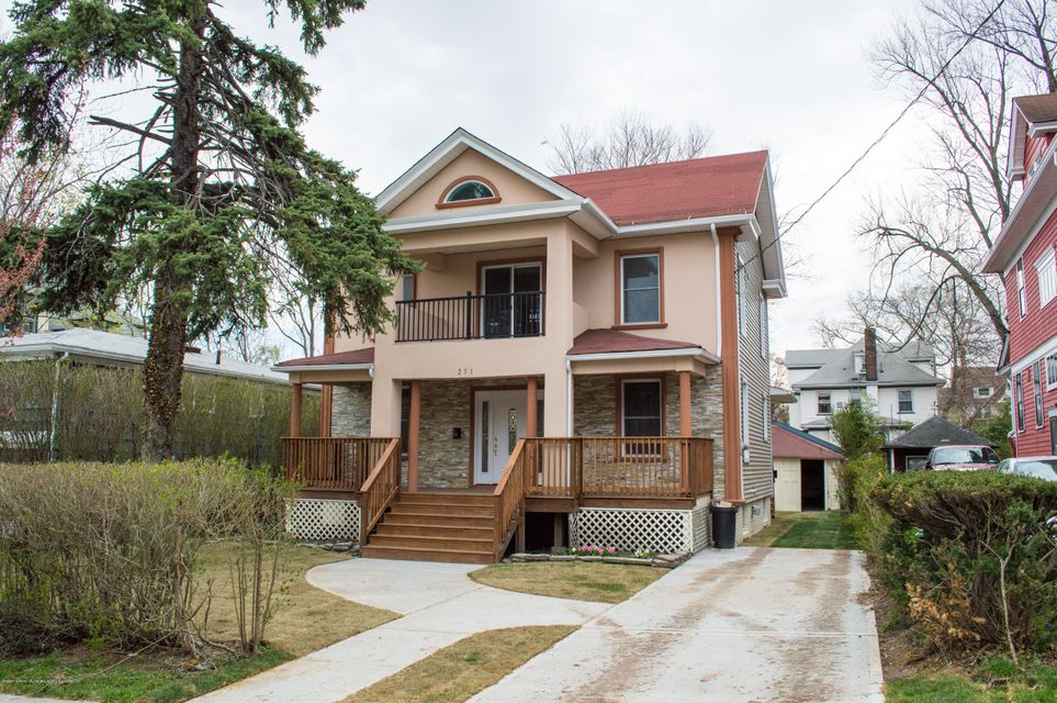 Single Family Home for Sale at 271 Bement Avenue Staten Island, New York 10310 United States