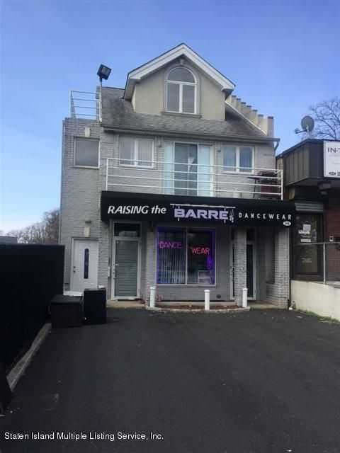 Commercial for Sale at 318 Nelson Avenue Staten Island, New York 10308 United States