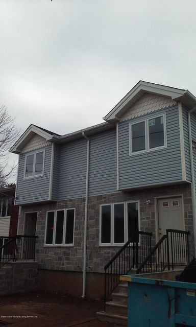 Single Family Home for Sale at 623 South Avenue Staten Island, New York 10303 United States