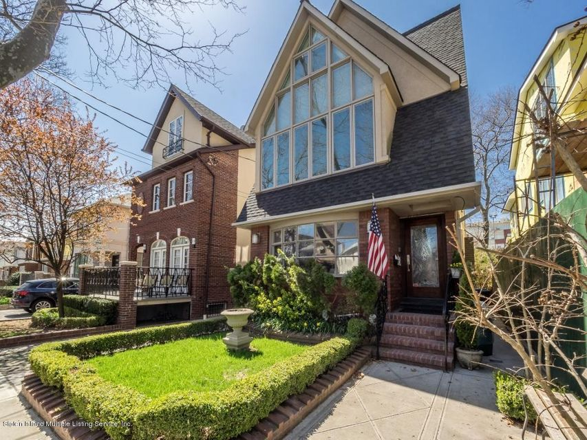 Single Family Home for Sale at 1944 1st Street Brooklyn, New York 11223 United States