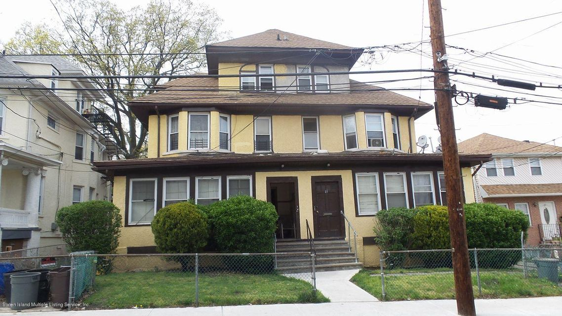 6F in Clifton - 27-29 Norwood Avenue  Staten Island, NY 10304