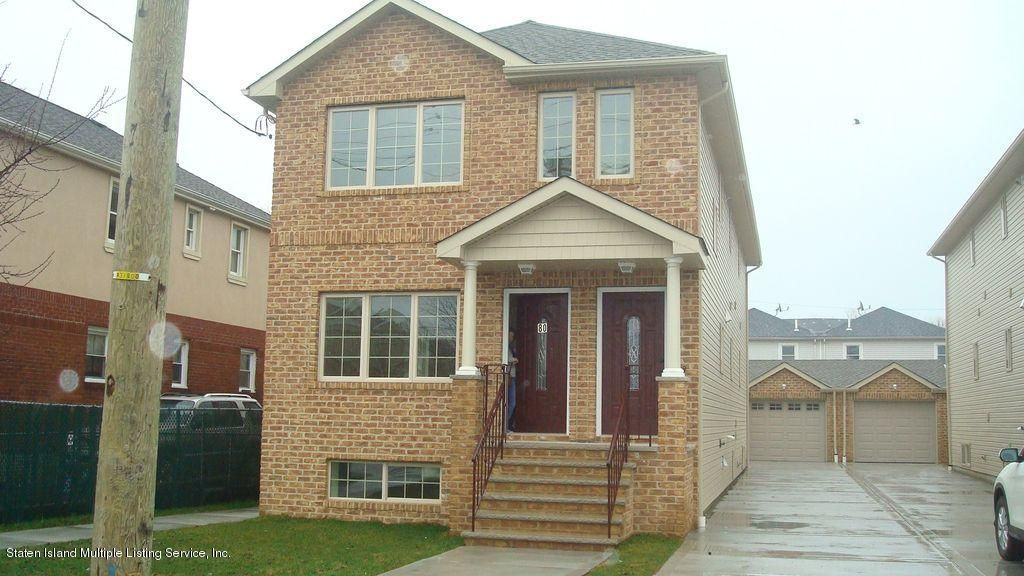 Single Family Home for Rent at 80 Mill Road Staten Island, New York 10306 United States