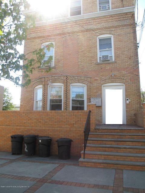 Multi-Family Home for Sale at 152 Mcclean Avenue Staten Island, New York 10305 United States