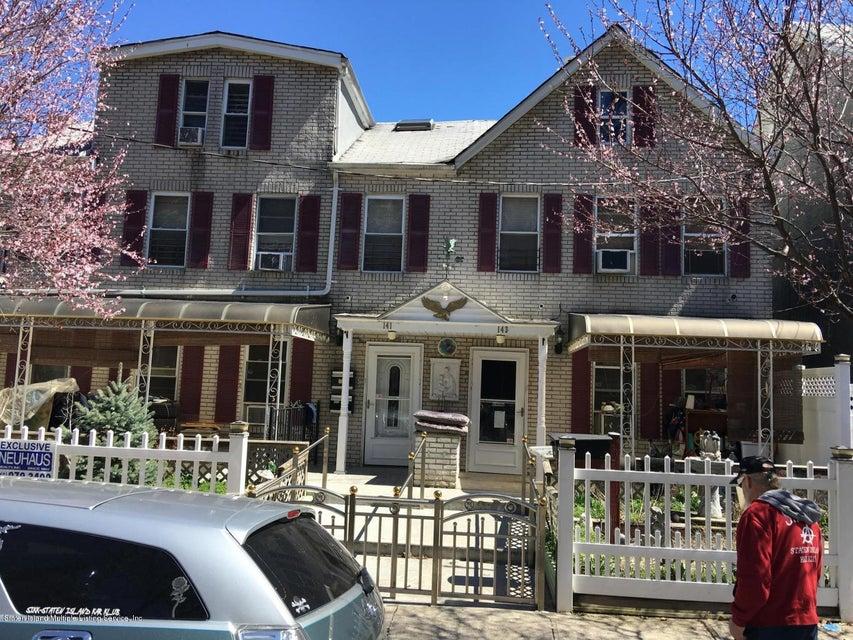 141-143 York Avenue, Staten Island, NY 10301