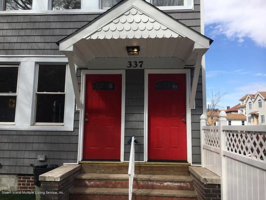 Two Family - Detached 337 Vanderbilt Avenue  Staten Island, NY 10304, MLS-1108283-2