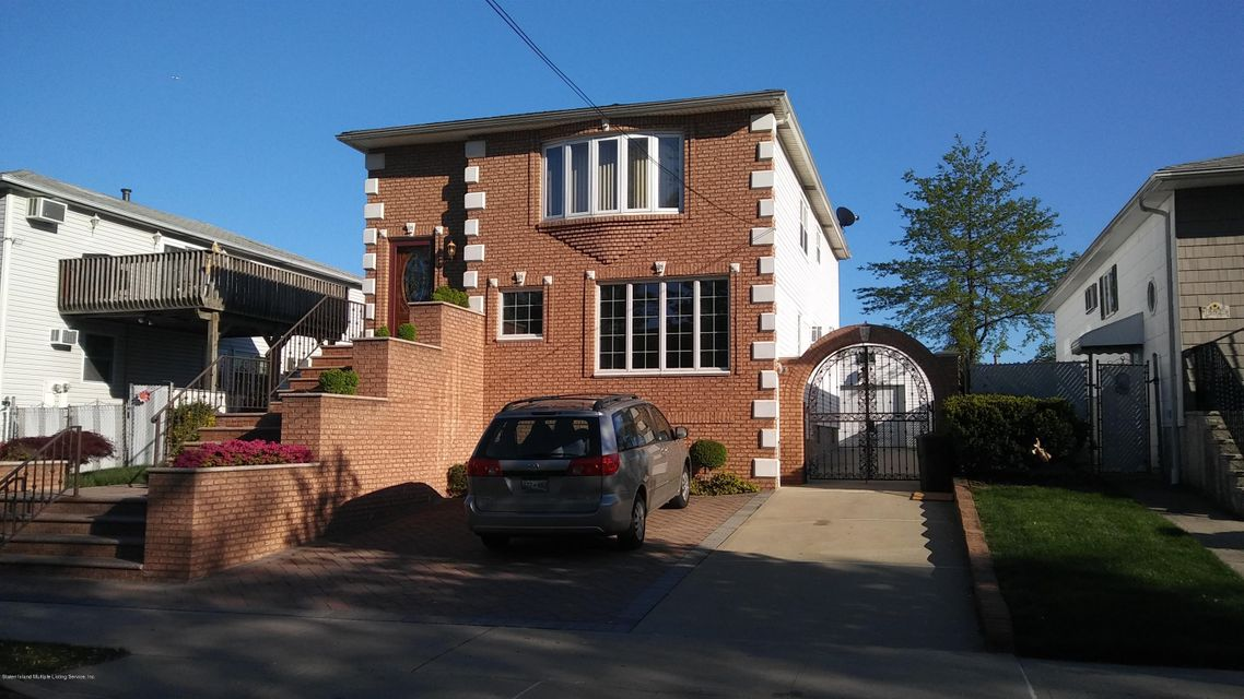 Single Family Home for Rent at 588 Lamont Avenue Staten Island, New York 10312 United States