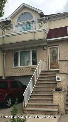 Single Family - Attached in South Beach - 451 Father Capodanno Boulevard  Staten Island, NY 10305