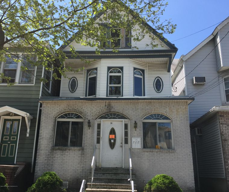 Multi-Family Home for Sale at 24 30 Street Bayonne, New Jersey 07002 United States