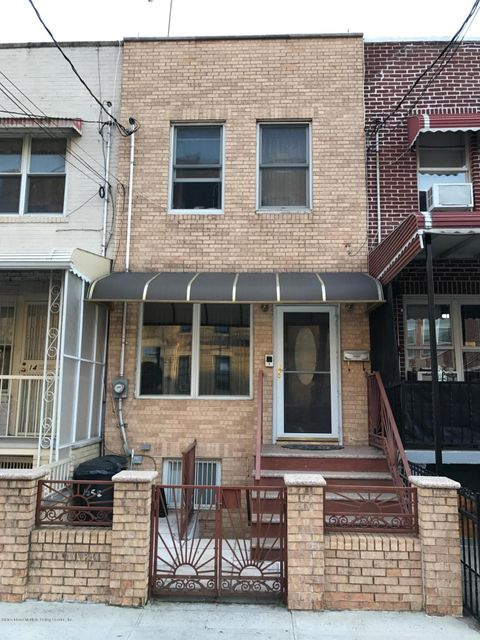 Single Family Home for Sale at 1452 68th Street Brooklyn, New York 11219 United States