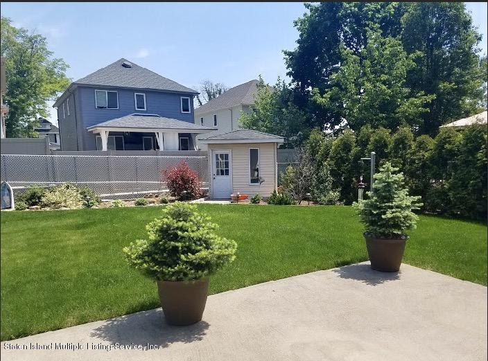 Single Family - Detached 245 Brehaut Avenue  Staten Island, NY 10307, MLS-1110746-30