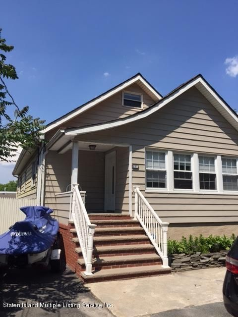 Single Family Home for Sale at 841 Rockland Avenue Staten Island, New York 10314 United States