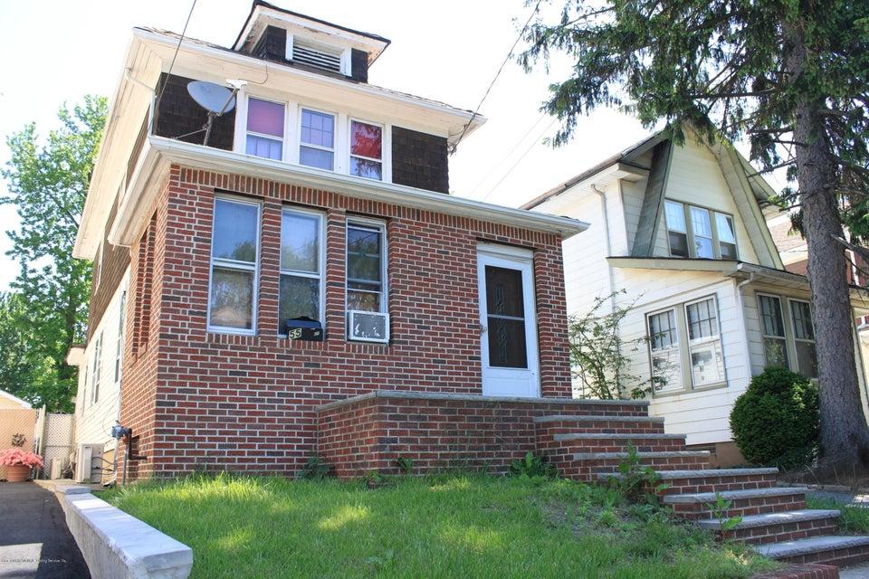 Two Family - Detached 55 Eldridge Avenue  Staten Island, NY 10302, MLS-1110517-2