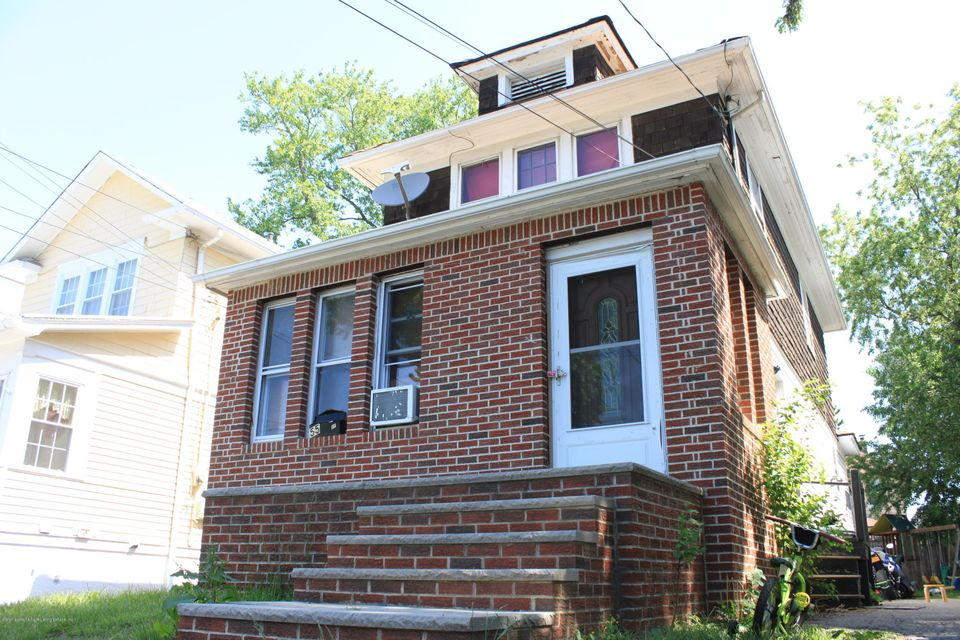 Single Family Home for Sale at 55 Eldridge Avenue Staten Island, New York 10302 United States