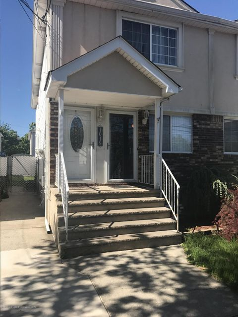 Single Family Home for Rent at 1019 Rathbun Ave. Staten Island, New York 10309 United States